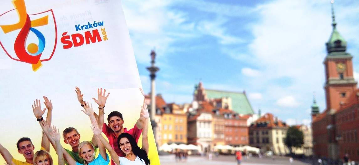 Healthcare information for Participants of World Youth Days 2016 (EN, PL)